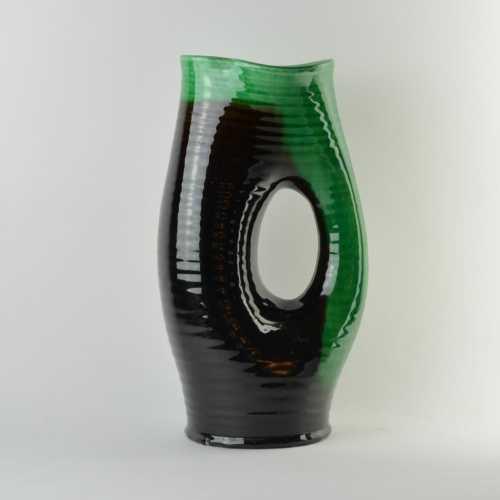 Accolay vert et noir