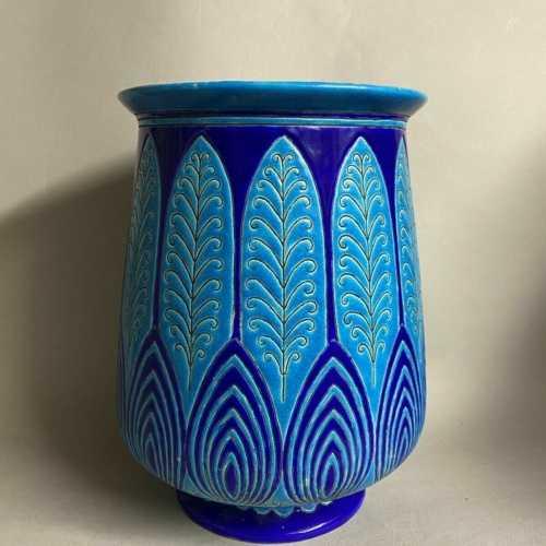 Vase Longwy >Art Deco